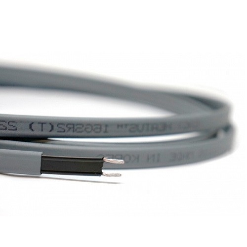 Саморегулирующийся кабель Heatus 16Вт 24 метра (без экрана)