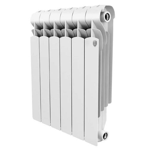 Биметаллический радиатор отопления Royal Thermo Indigo Super + 500 4 секции