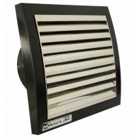 Бытовой вентилятор MMotors JSC MM 100/110 - люкс, квадрат, черный хром