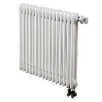 Стальной трубчатый радиатор отопления Zehnder Charleston 2056 № 69ТВВ 28 секций
