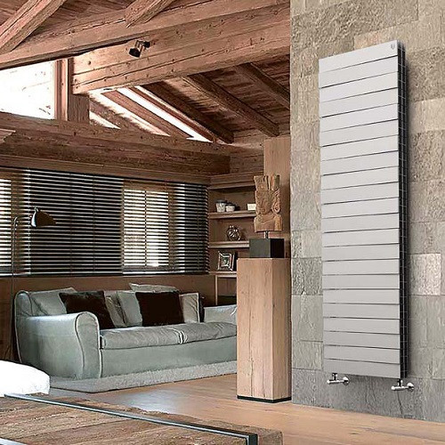 Биметаллический радиатор отопления Royal Thermo PianoForte Tower Noir Sable 18 секций