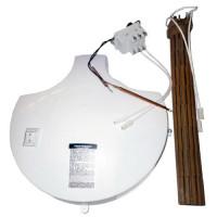 «Сухой» стеатитовый нагревательный элемент (ТЭН) Atlantic Electric Kit 2400 Вт для DS VM 150