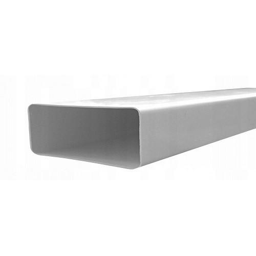 Плоский воздуховод (110х55)-0,5 п.м.