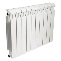 Биметаллический радиатор отопления Rifar Monolit 500 5 секций
