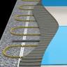 Кабель нагревательный Национальный комфорт Мастер БНК 30,0 м (2,1-2,5 м2) / 375 вт с терморегулятором