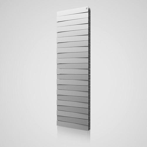 Биметаллический радиатор отопления Royal Thermo PianoForte Tower Bianco Traffico 22 секции