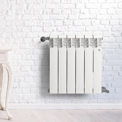 Биметаллический радиатор отопления Royal Thermo Revolution Bimetall 350 4 секции