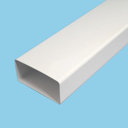 Плоский воздуховод (204х60)-0,5 п.м.
