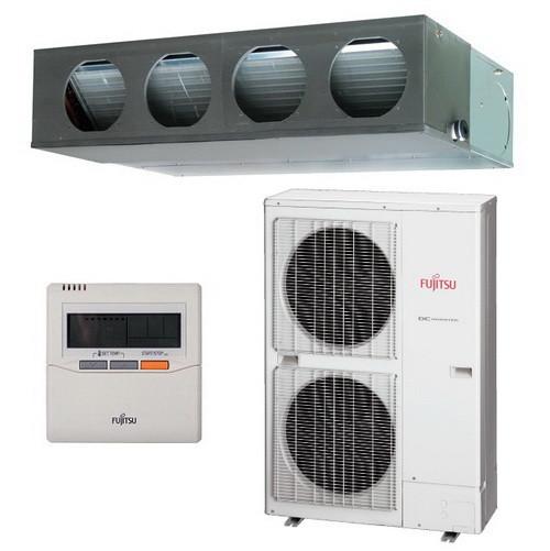 Канальный инверторный кондиционер Fujitsu ARYG45LMLA/AOYG45LETL
