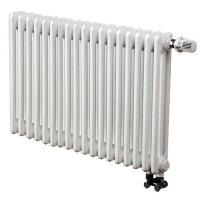 Стальной трубчатый радиатор отопления Zehnder Charleston 3057 № 69ТВВ 24 секции