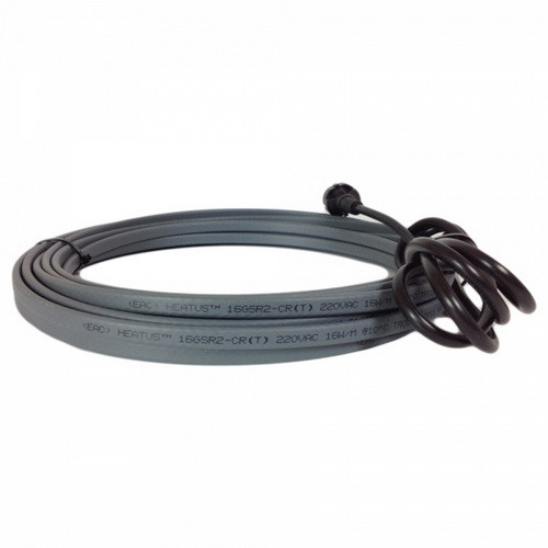 Саморегулирующийся кабель Heatus ARDpipe - 16 Вт 27 метров (без экрана)