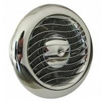Бытовой вентилятор MMotors JSC MM 100/110 - люкс, круглый, хром