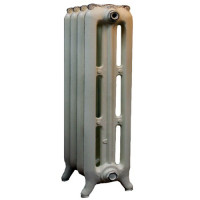 Чугунный радиатор отопления RETROstyle BRISTOL LOFT 782 (1 секция)