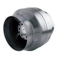 Канальный вентилятор MMotors JSC ВОК 120/100 Т (Al) с обратным клапаном