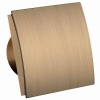 Бытовой вентилятор MMotors JSC MM-P 01-сверхмощный, пластик гнутый, золото