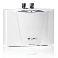 Проточный электрический водонагреватель Clage E-mini MСХ 7