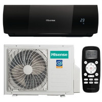 Настенный кондиционер Hisense  BLACK STAR DC Inverter AS-11UR4SYDDEIB15