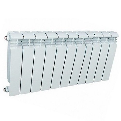 Биметаллический радиатор Rifar Base 350 8 секций