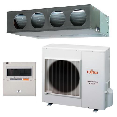 Канальный инверторный кондиционер Fujitsu ARYG30LMLE/AOYG30LETL