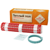 Электрический тёплый пол под плитку Warmstad WSM-100-0,65
