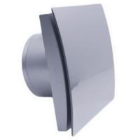 Бытовой вентилятор MMotors JSC MM-P 01 UE 100, сверхтихий, пластик гнутый, хром
