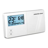 Регулятор температуры программируемый Auraton 2025