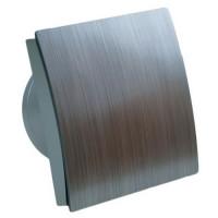 Бытовой вентилятор MMotors JSC MM-P 01 UE 100, сверхтихий, пластик гнутый, серебро
