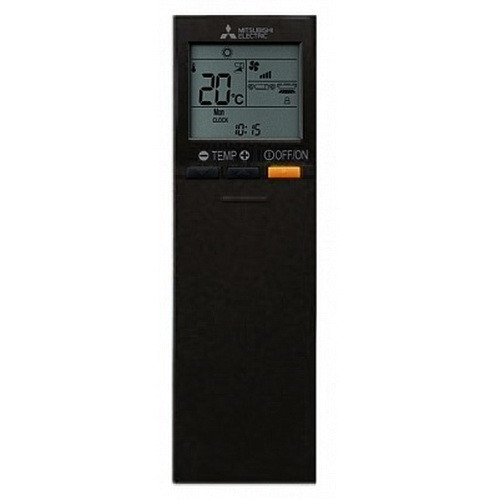 Настенный кондиционер Mitsubishi Electric Design Inverter MSZ-EF50VGKB/MUZ-EF50VG (BLACK)