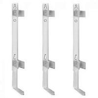 Комплект кронштейнов Easy Fix (SMB) для радиаторов от 22 до 30 секций (3хSMB)