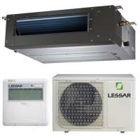 Канальный инверторный кондиционер Lessar LS-HE18DОA2 / LU-HE18UОA2