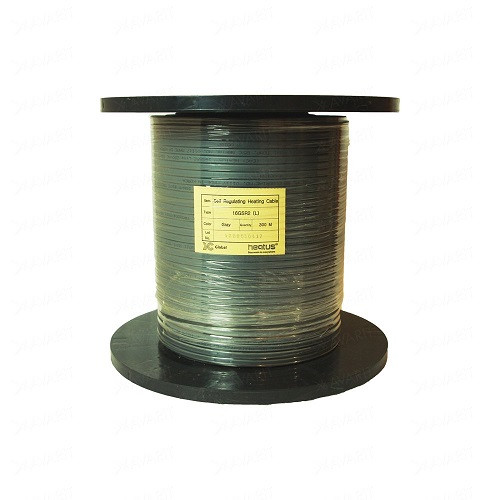 Саморегулирующийся кабель для обогрева труб Heatus GSR2 16Вт Lite (на отрез)