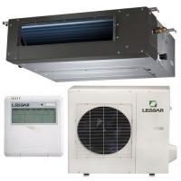 Канальный инверторный кондиционер Lessar LS-HE36DОA2 / LU-HE36UМA2