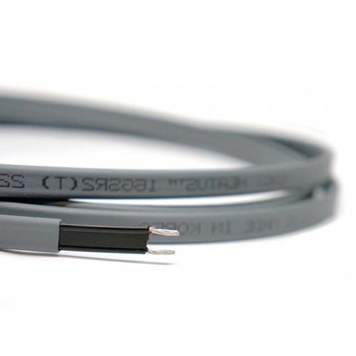 Саморегулирующийся кабель для обогрева труб Heatus GSR2 16Вт (на отрез)