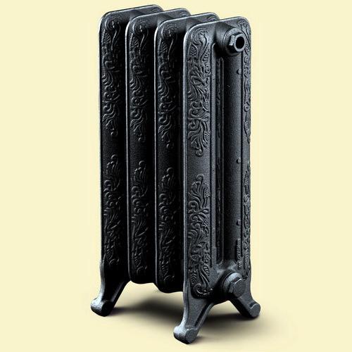 Чугунный радиатор отопления RETROstyle GROTESCCO 500/180 (1 секция)