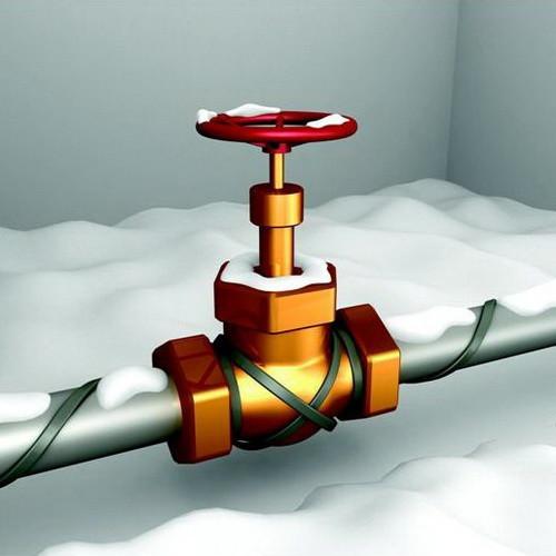 Саморегулирующийся кабель для обогрева труб Heatus GSR2 24Вт (на отрез)