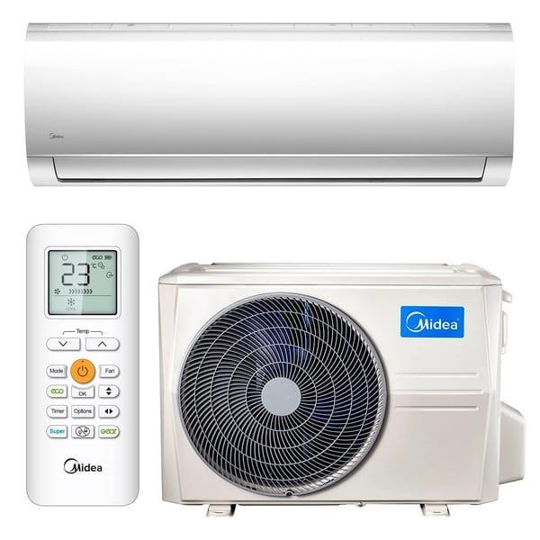Настенный кондиционер Midea Blanc Inverter MA-09N1D0-I/MA-09N1D0-O