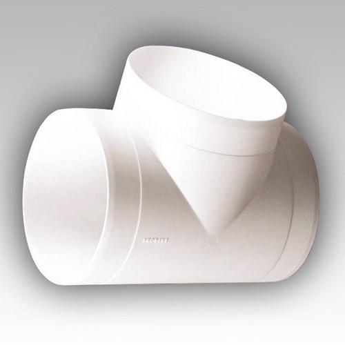 Тройник Т-образный круглый D150