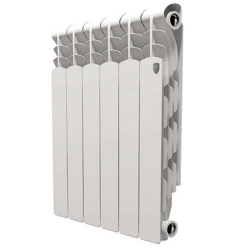 Алюминиевый радиатор отопления Royal Thermo Revolution 500 6 секций