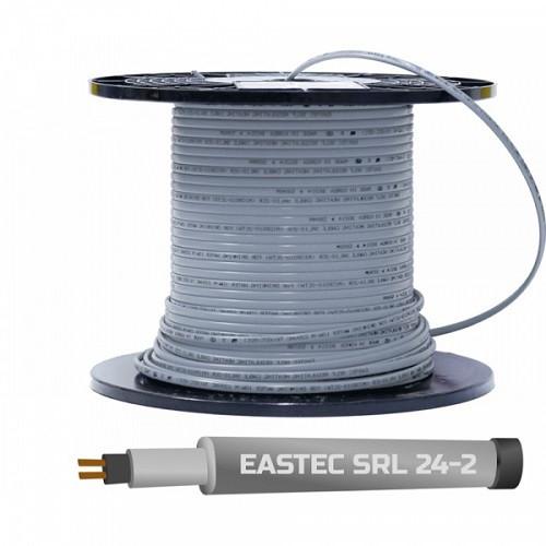 Cаморегулирующийся кабель EASTEC SRL 24-2 М=24Вт (на отрез)