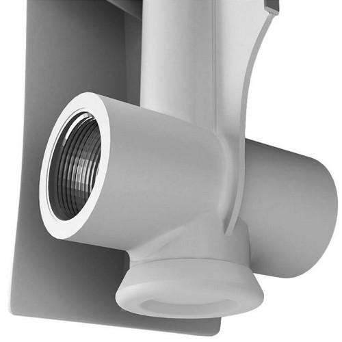 Алюминиевый радиатор отопления Royal Thermo Revolution 500 8 секций