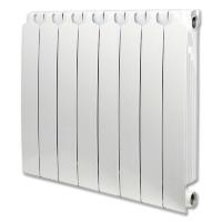 Биметаллический радиатор отопления Sira RS 500 8 секций