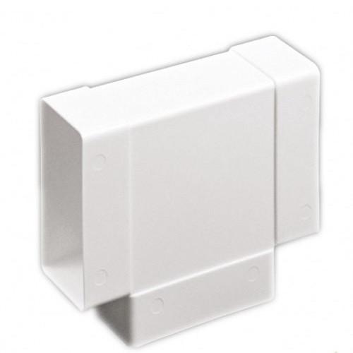 Тройник Т-образный плоский 120x60