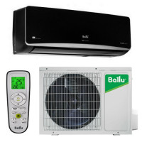 Настенный кондиционер Ballu Platinum DC Inverter BSPI-10HN1/BL/EU-BSPI-10HN1/BL/EU