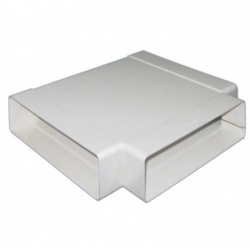 Тройник Т-образный плоский 204x60
