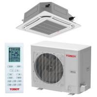 Кассетный кондиционер Tosot T24H-LC3/I / TF06P-LC / T24H-LU3/O