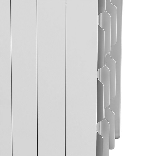 Алюминиевый радиатор отопления Royal Thermo Revolution 350 8 секций
