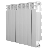 Алюминиевый радиатор отопления Fondital Aleternum B4 500/100 6 секций