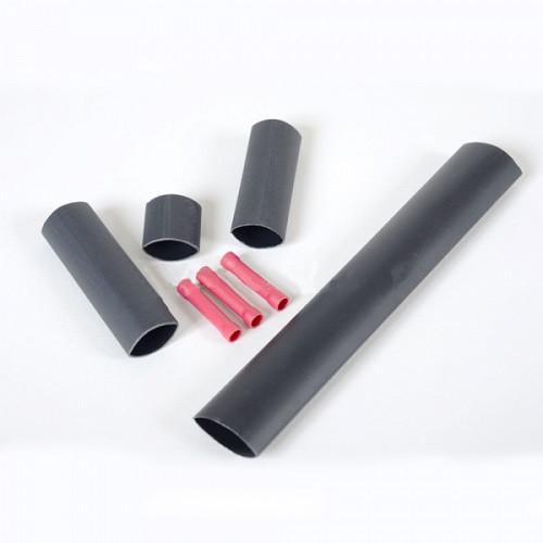 Комплект для соединения греющего кабеля с питающим