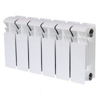 Алюминиевый радиатор отопления Rifar Alum 200 9 секций