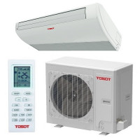 Напольно-потолочный кондиционер Tosot T18H-LF3/I / T18H-LU3/O